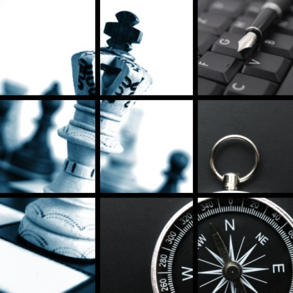 design squares chess compass pen ink keyboard blue white grey black