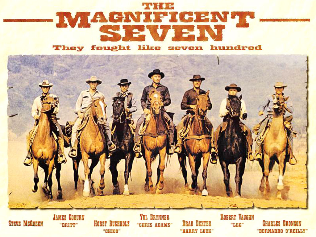 Magnificent Seven Poster